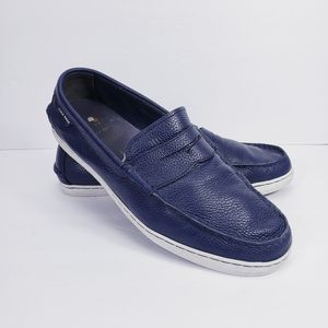 Cole Haan Loafer H 15 Shoes size 12M C14593 Navy B